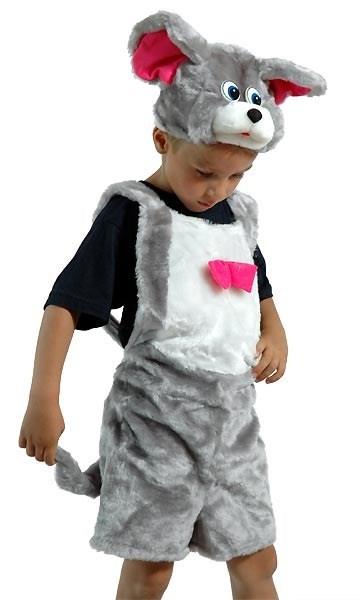 Костюм мышки для мальчика
